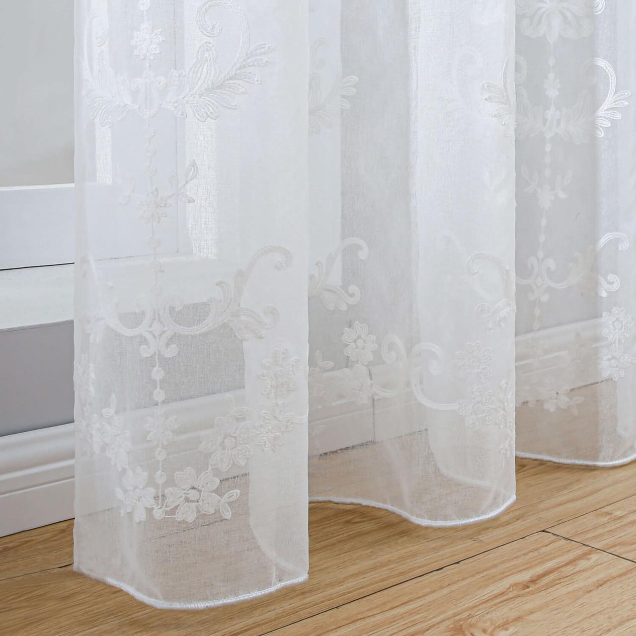 DMC722 Dolce Mela Sheer Curtain