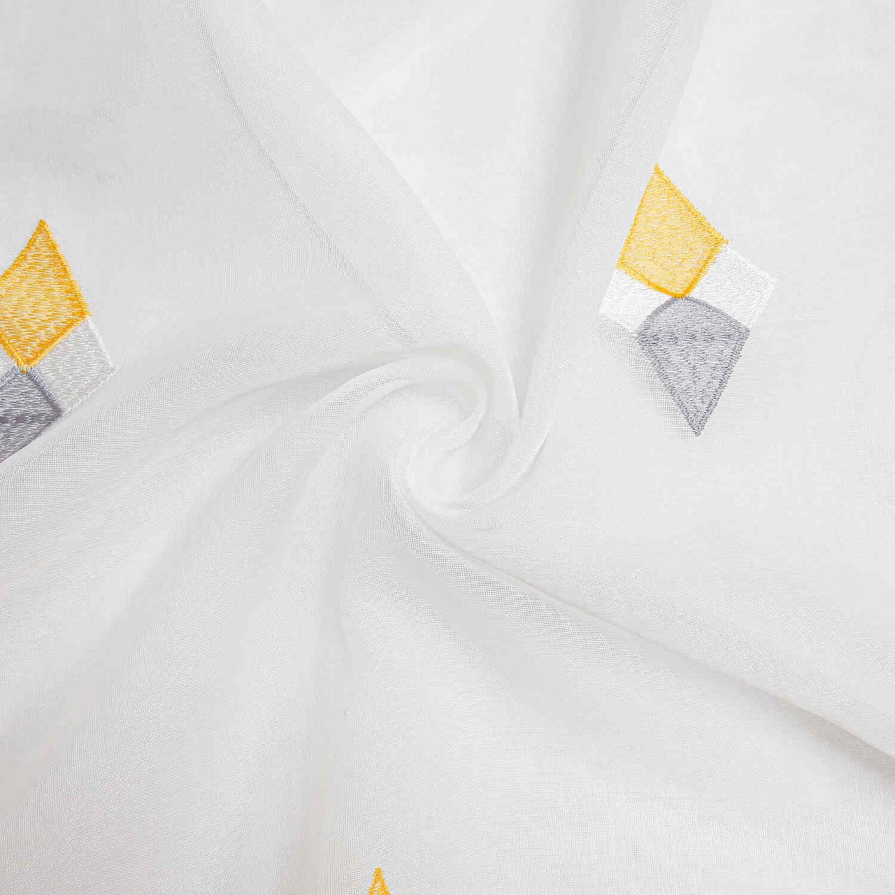 Sheer Curtain Panel Dolce Mela 8171460151846