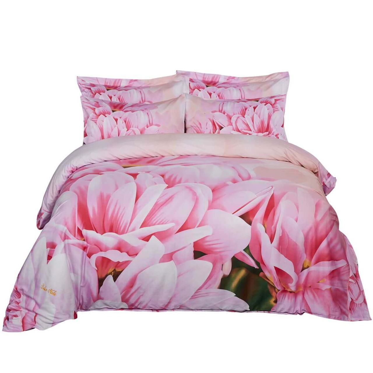 Queen size Floral Bedding, Dolce Mela - May DM701Q Drop-shipping