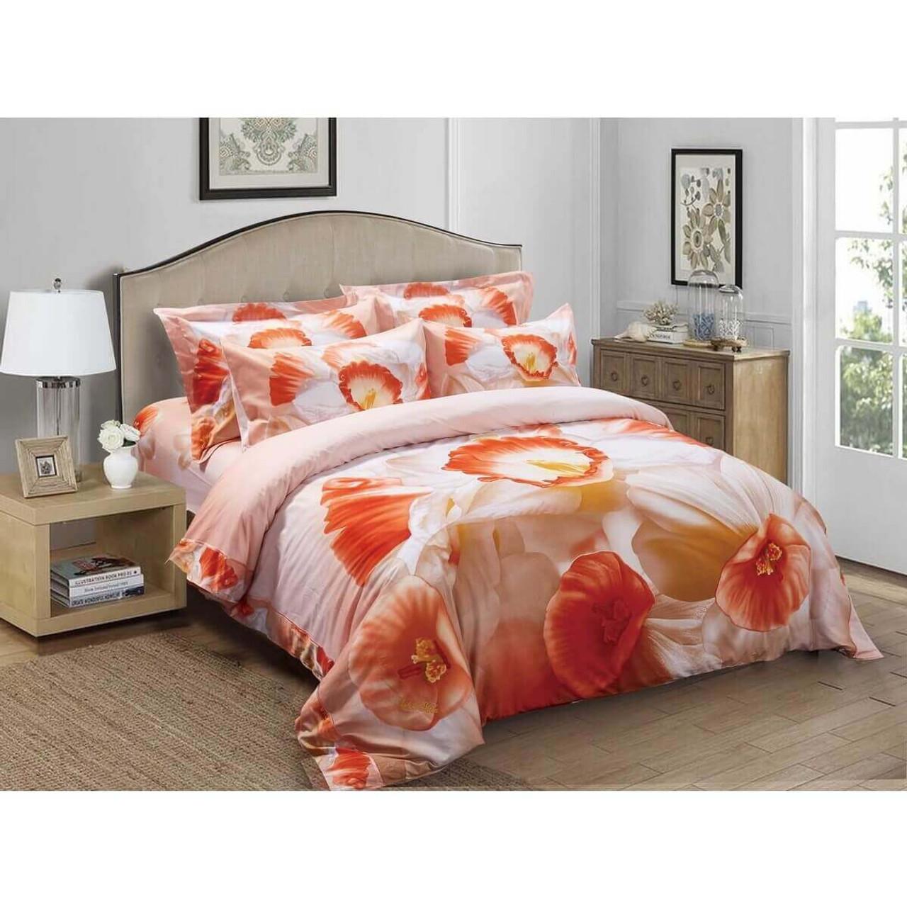 8171460146064 Floral Bedding, Dolce Mela DM702Q Drop-shipping
