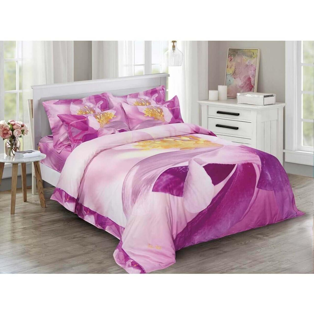 Floral Bedding, Dolce Mela - June DM703Q Dropship