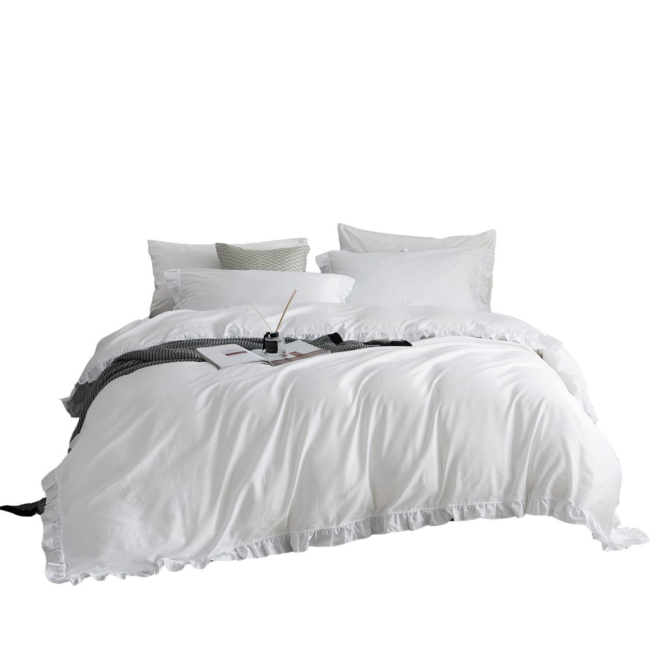 DM807Q Ruffle Bedding  Drop-shipping