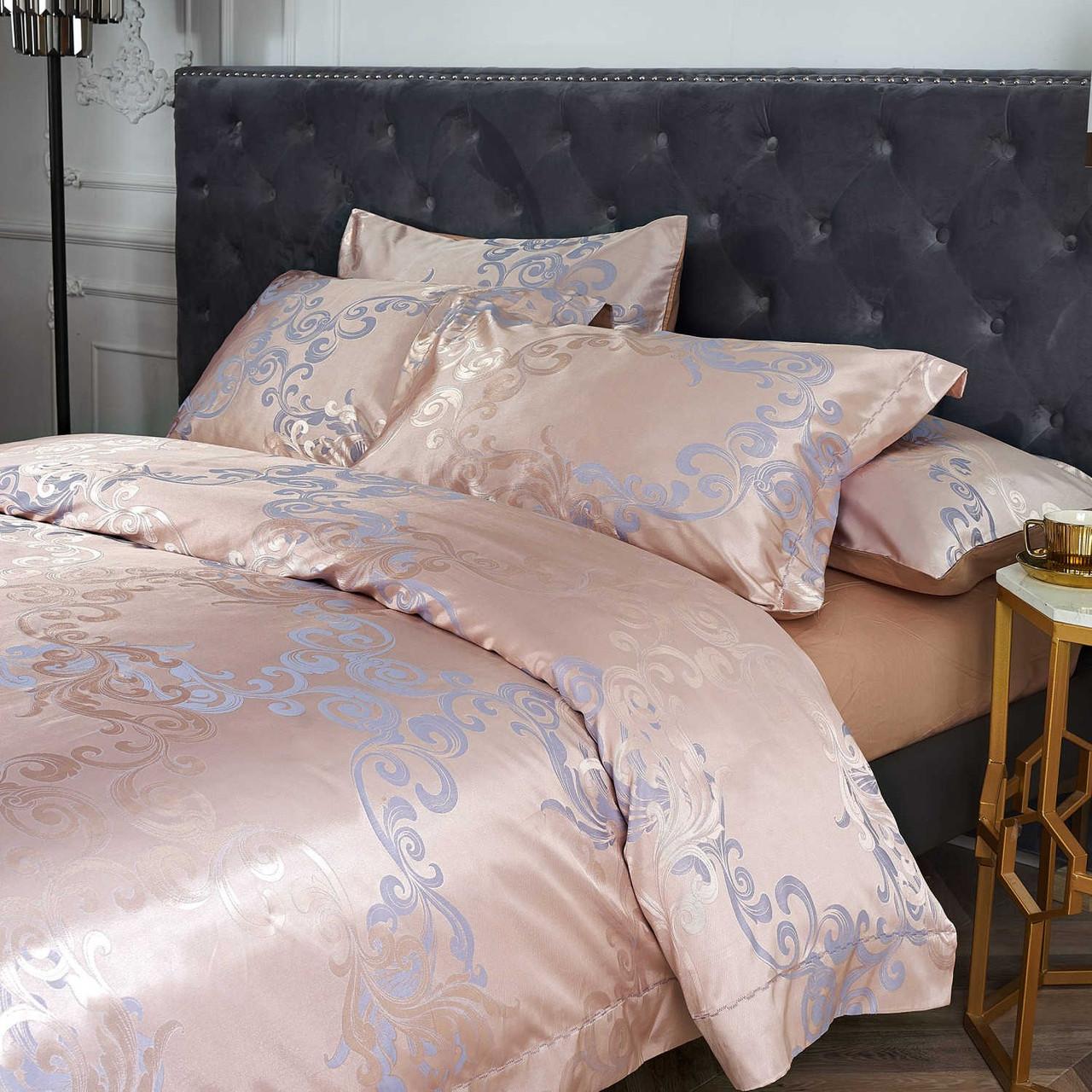 Drop-shipping Wholesale-Luxury Jacquard Material Dolce-Mela Bedding DM801K
