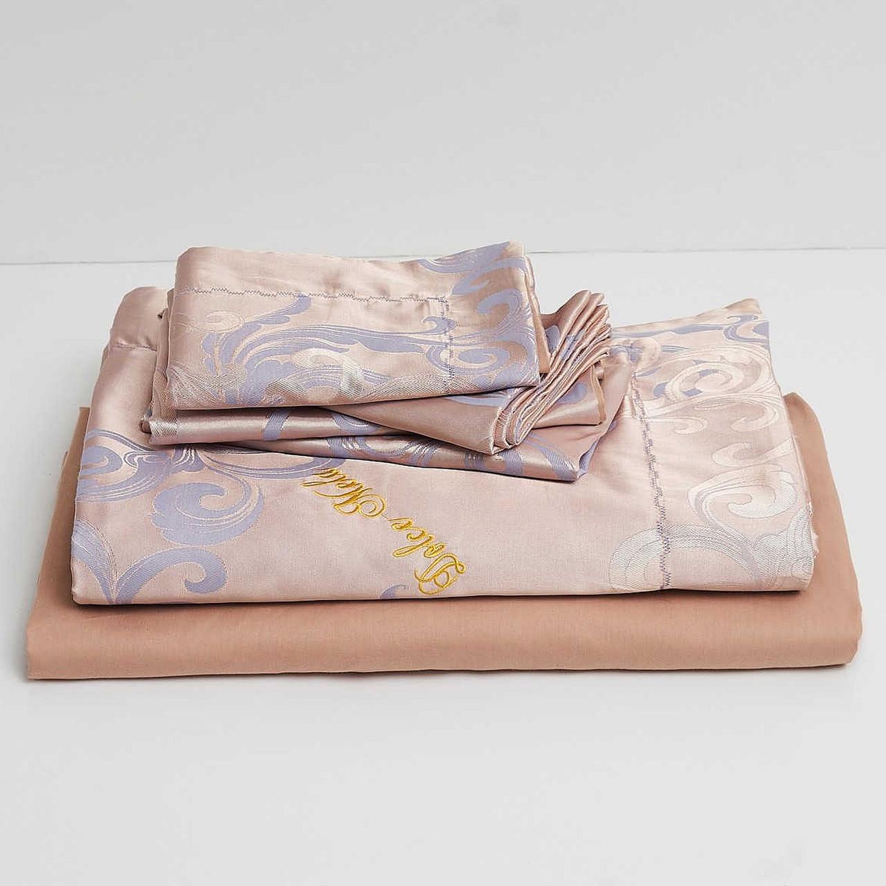 Bed-in-a-Bag Jacquard Duvet Cover Set DM801K for Dropshipping