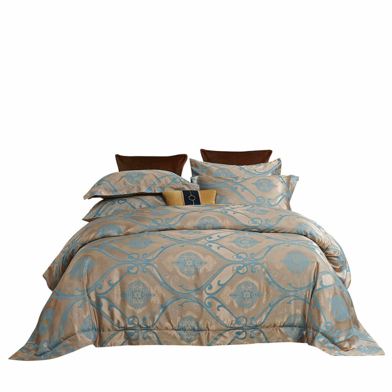 DM804K Dolce-Mela Luxury Bedding Set Wholesale-Dropship
