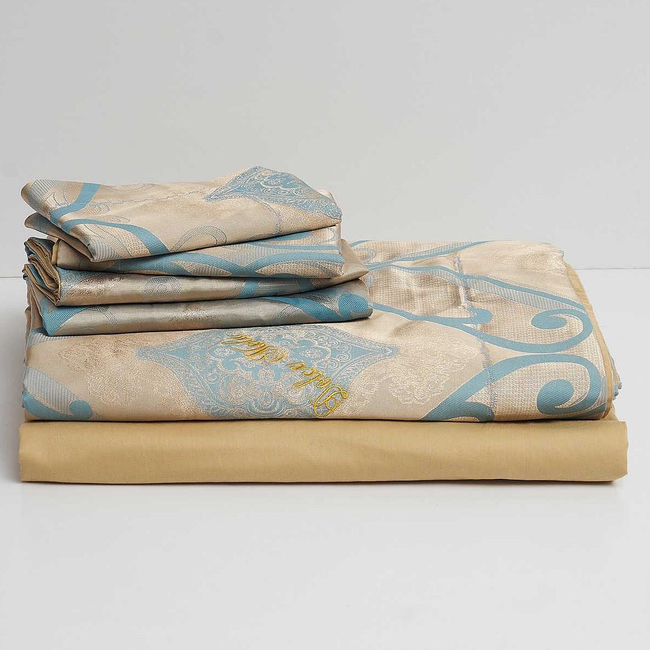 Bed-in-a-Bag for Drop-shipping Jacquard Duvet Cover Set DM804K