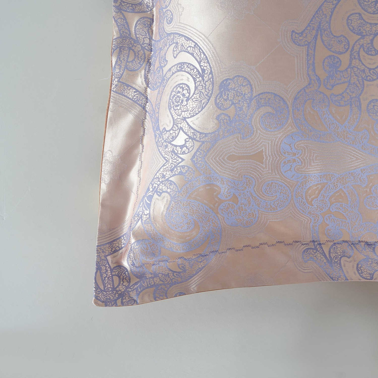 Jacquard Pillowcases DM805Q Dolce-Mela Bedding Wholesale-Dropship