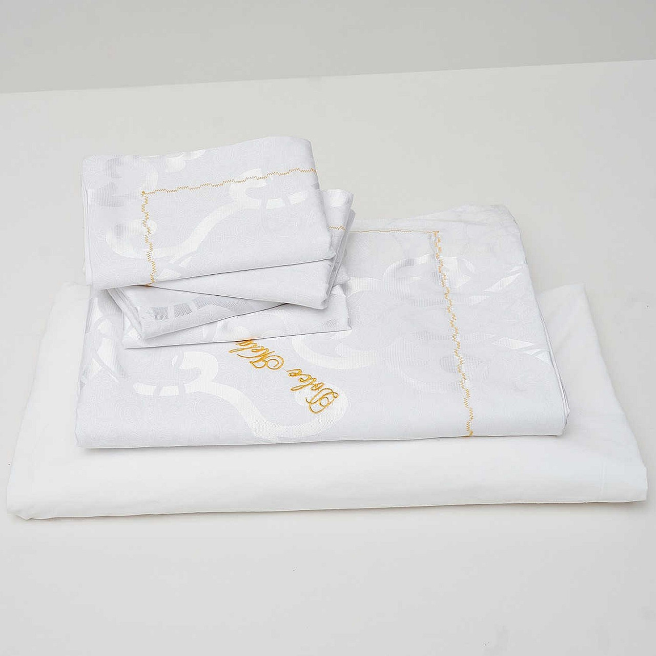 Bed-in-a-Bag for Drop-shipping Jacquard Duvet Cover Set DM806Q