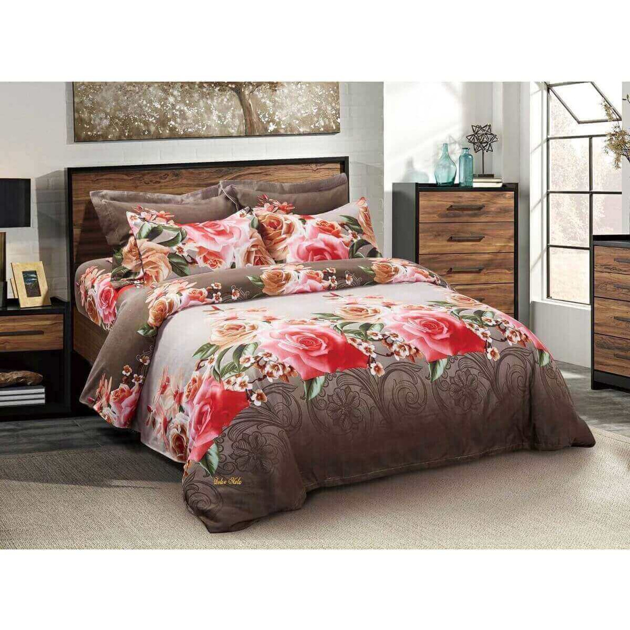 Drop-shipping Wholesale Bedding Sets DM708K