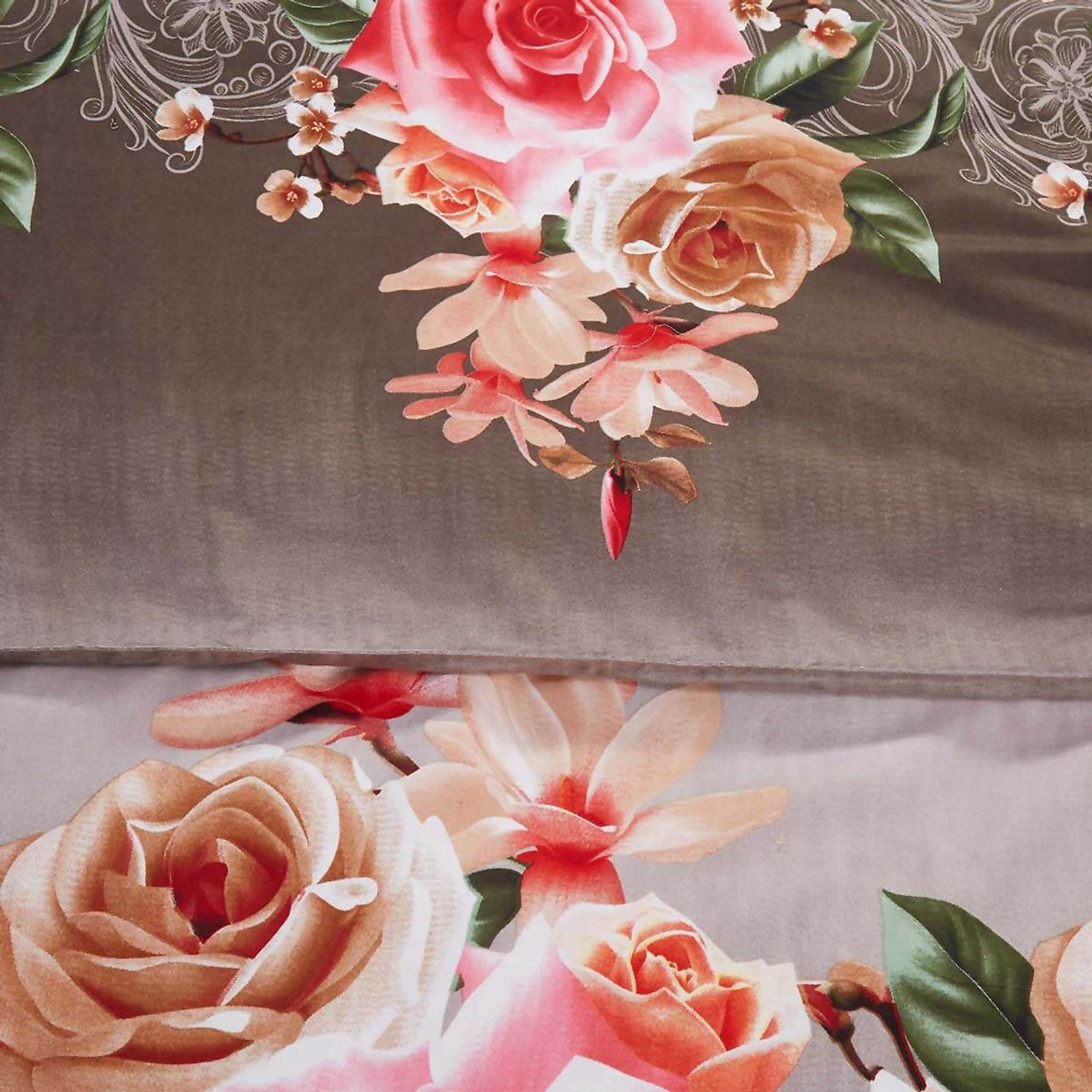 Rose Print Bedding  DM708K