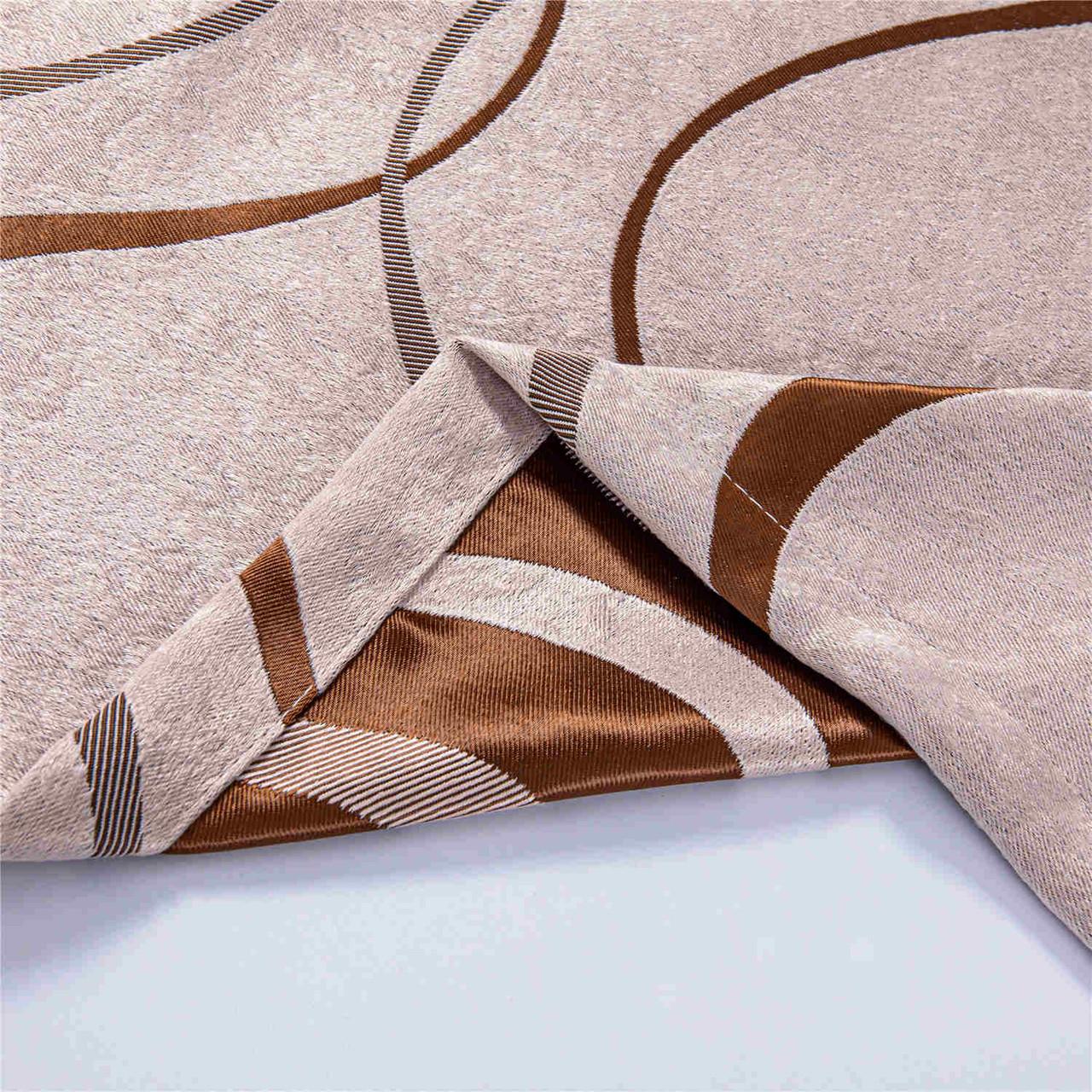 Curtain Panel Semi-Blackout Drapes, DMC497 Dolce Mela Warsaw Window Treatments