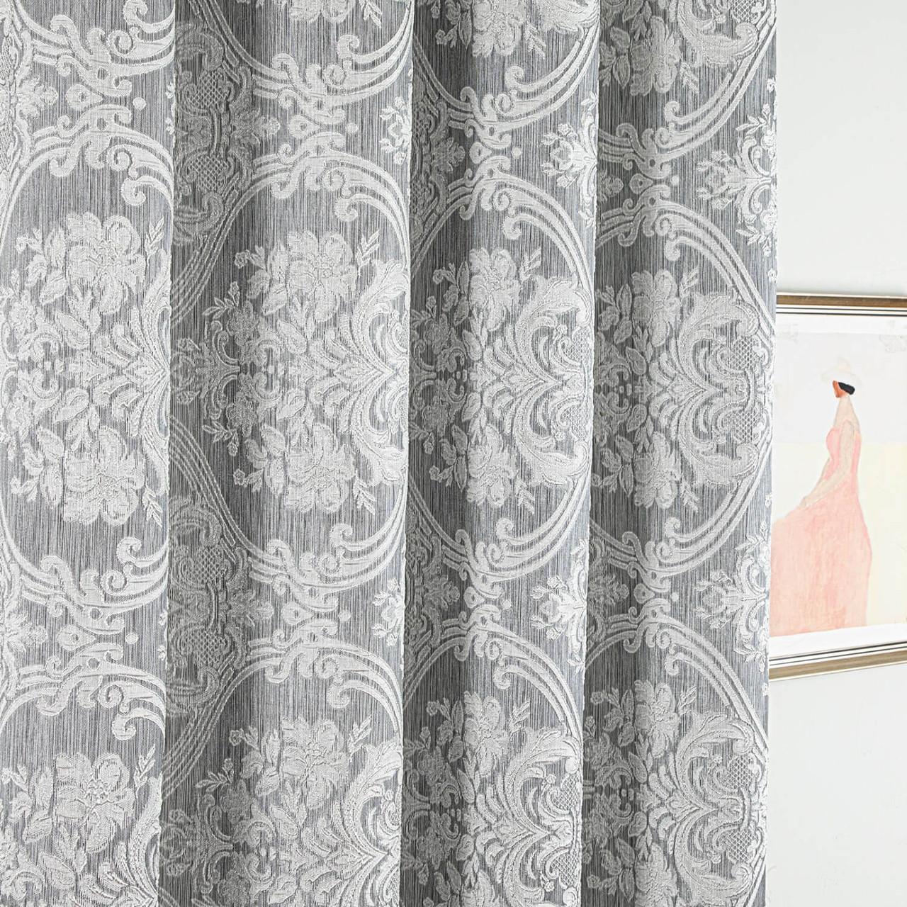DMC502 Semi-Blackout Curtain Panel Dolce Mela