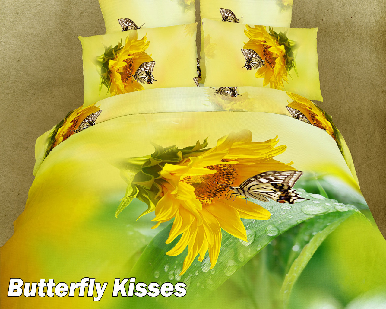 DM428T Butterfly Kisses Dolce Mela Bedding
