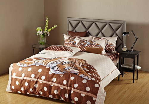 Dolce Mela Twin size Duvet Cover Set DM485T
