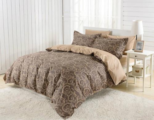 DM602Q Duvet Cover  Set, Dolce Mela Bolzano Bedding