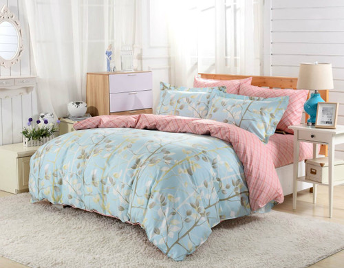 DM611Q Duvet Cover  Set, Dolce Mela Padova Bedding