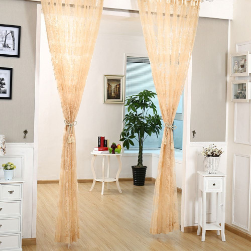 Sheer Curtain Panels - Larissa DMC482