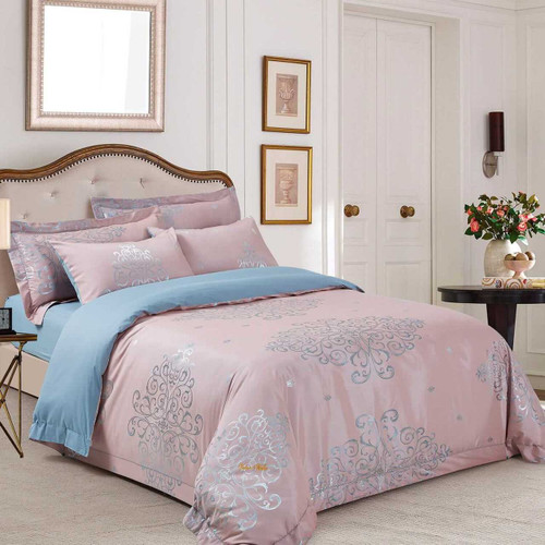 Dolce Mela DM504K Duvet Cover Set UPC: 8171460143094