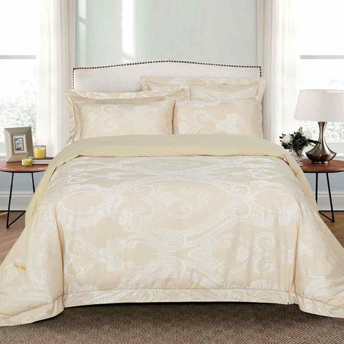 DM503Q Queen size Dolce Mela Bedding Set UPC: 8171460142936
