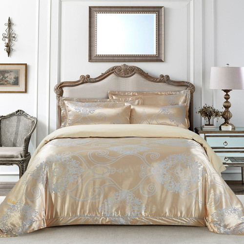 DM506Q Queen size Dolce Mela Bedding Set UPC: 8171460143544