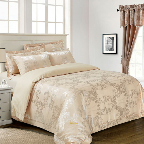 DM507Q Queen size Dolce Mela Bedding Set UPC: 8171460143612