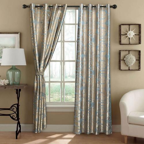 DMC800 Jacquard Curtains by Dolce-Mela Curtains Wholesale-Dropship