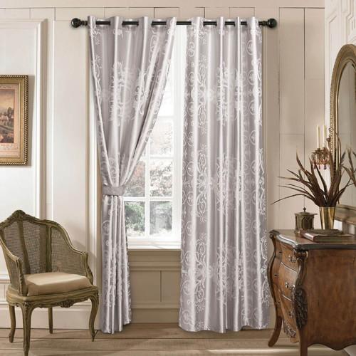 DMC802 Jacquard Curtains by Dolce-Mela Curtains Wholesale-Dropship