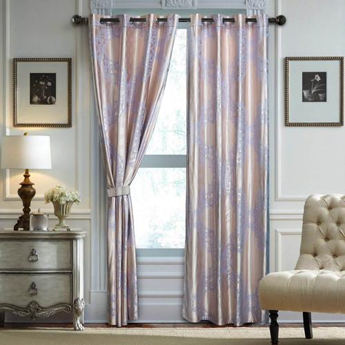 DMC805 Jacquard Curtains by Dolce-Mela Curtains Wholesale-Dropship