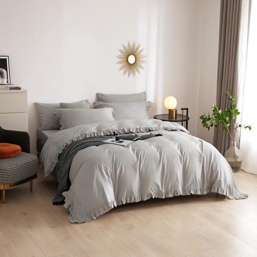 8171460155356 DM809K Ruffle Edge Bedding  Drop-shipping