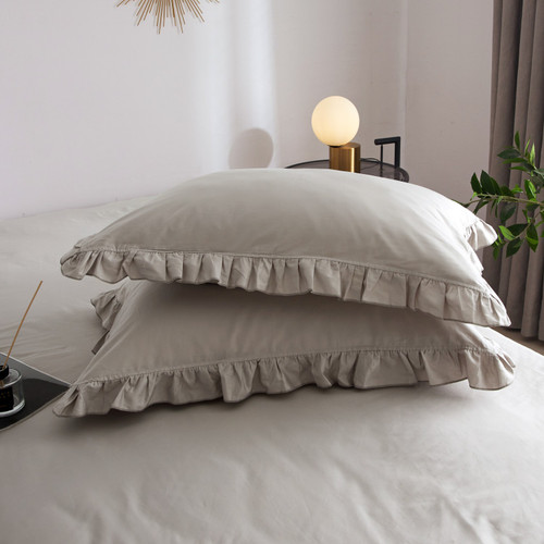DM809T Ruffle Bedding by Dolce Mela