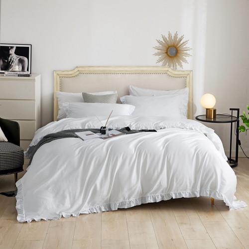 8171460154670 DM807K Ruffle  Bedding  Drop-shipping