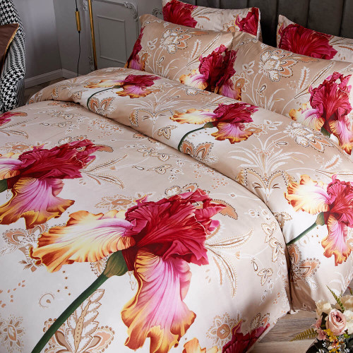 DM722K Floral Bedding Set Dropship