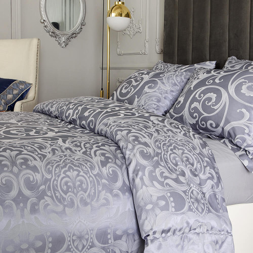 DM718Q Duvet Cover Set - Dolce-Mela Bedding Wholesale-Dropship