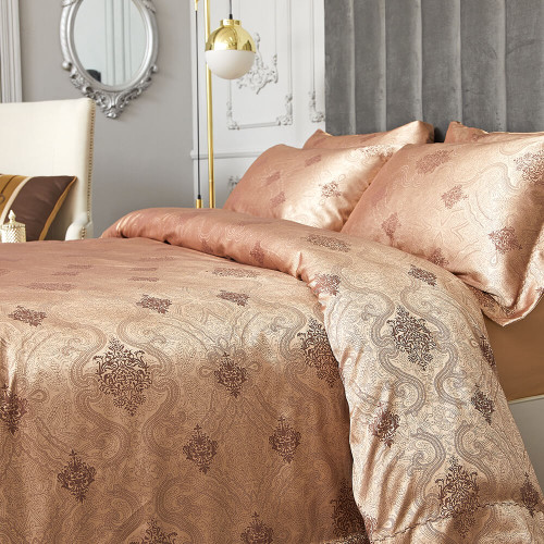 DM719Q Duvet Cover Set - Dolce-Mela Bedding Wholesale-Dropship