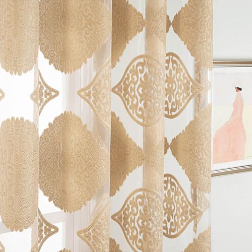 DMC503 Sheer Curtain Panel Dolce Mela