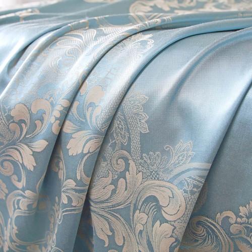 DMCU816 Jacquard Curtains by Dolce-Mela Curtains Wholesale-Dropship