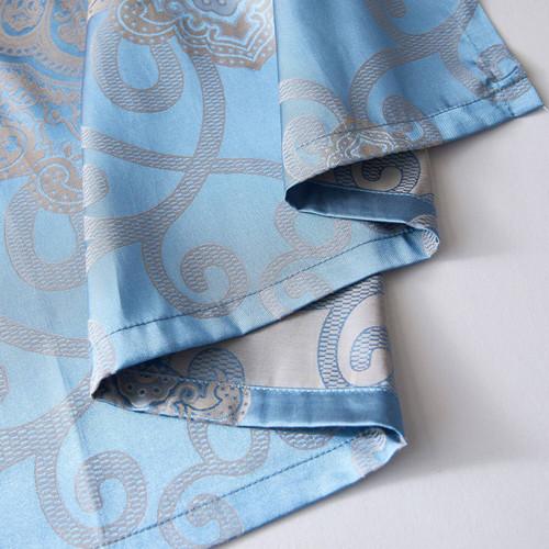 DMCU817 Jacquard Curtains by Dolce-Mela Curtains Wholesale-Dropship