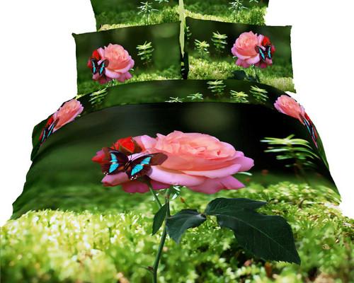 DM440K Butterfly Rose Dolce Mela Bedding