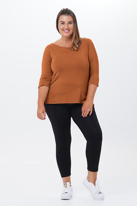 Sabrina Long Sleeve Top