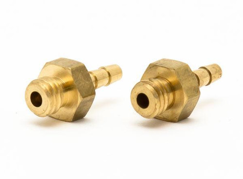 """Pressure fitting 10/32"""" to 1/16"""" hose adapter"""