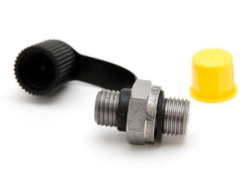 """Pressure fitting Bx 1215 male to G1/4"""" male"""