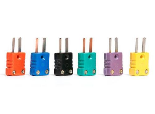 Thermocouple plug set, ANSI
