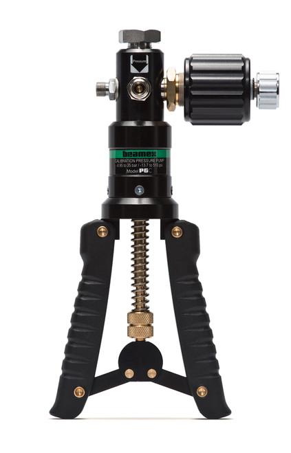 PGC Pressure / vacuum pump (-0.95 to 35 bar / -13.7 to 510 psi)