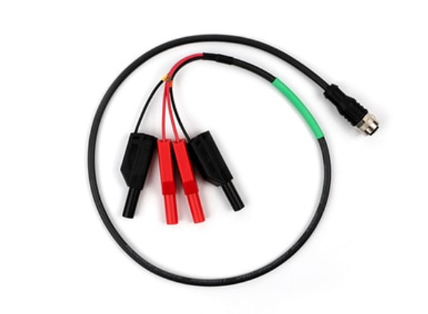 Cable Adapter (CA01) M12 female to banana