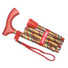 switch sticks Folding Walking Stick, Carnival