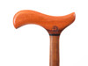Tigerwood Handle with a Morado Shaft  - 37''  CS0122