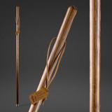 Straight Pine Walking Stick Image