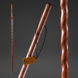 Oak Trekker Hiking Stick Image