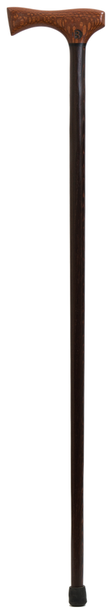 Lacewood Handle with Wenge Shaft
