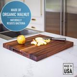 Unseasoned Walnut Board Kit w/ Board Butter